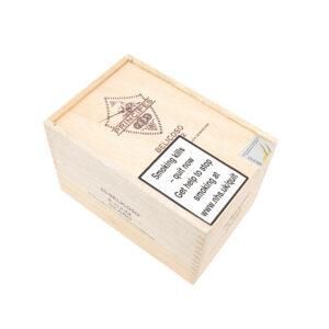 La Aurora - Dominican Republic - Principes Long Filler Claro Belicoso (Box of 25)