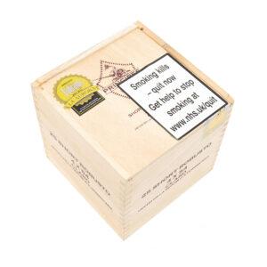 La Aurora - Dominican Republic - Principes Long Filler Claro Robusto (Box of 25)