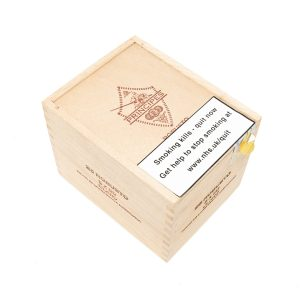 La Aurora - Dominican Republic - Principes Long Filler Claro Sumo Short Robusto (Box of 25)