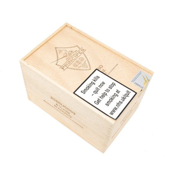 La Aurora - Dominican Republic - Principes Long Filler Maduro Belicoso (Box of 25)