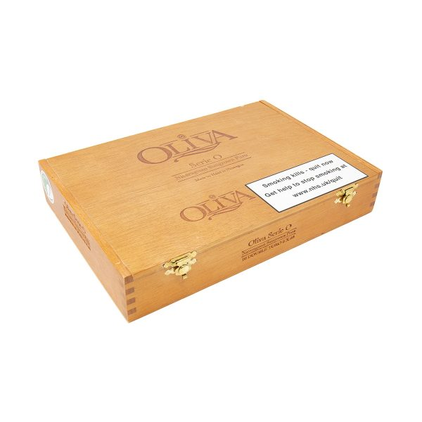 Oliva - Nicaragua - Serie O Natural Double Toro (Box of 10)