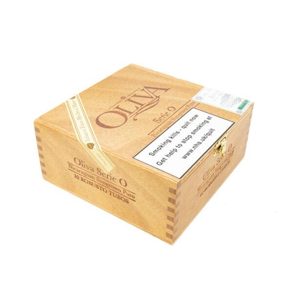 Oliva - Nicaragua - Serie O Natural Robusto Tubos (Box of 10)