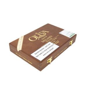 Oliva - Nicaragua - Serie V Melanio Maduro Robusto (Box of 10)
