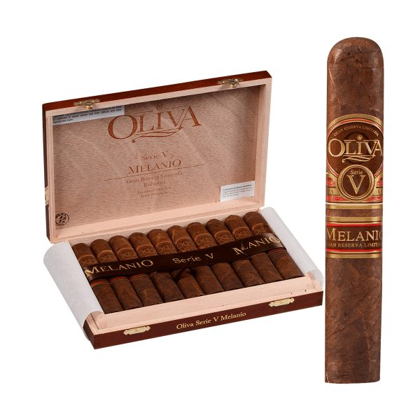 Oliva - Nicaragua - Serie V Melanio Natural Robusto (Box of 10)