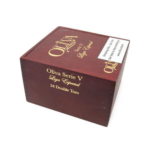 Oliva - Nicaragua - Serie V Natural Double Toro (Box of 24)