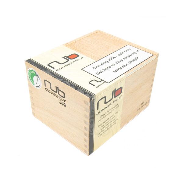 Studio Tobac - Nicaragua - Nub Connecticut 354 (Made by Oliva Cigars) (Box of 24)