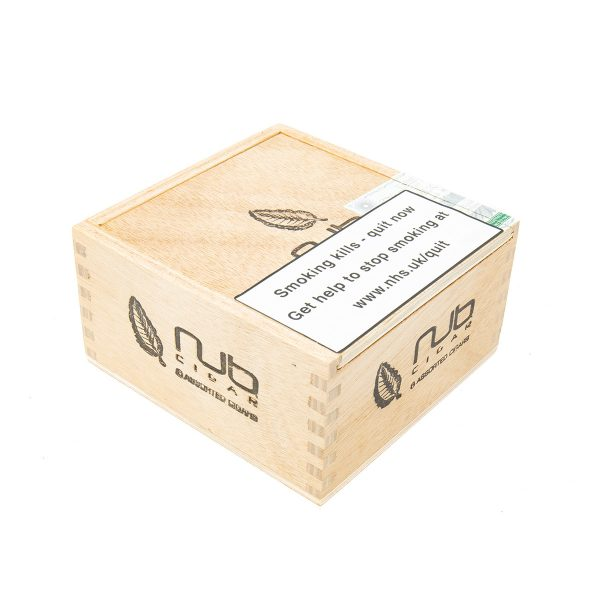 Studio Tobac - Nicaragua - Nub Sampler 8 Box (Made by Oliva Cigars) (Box of 8)