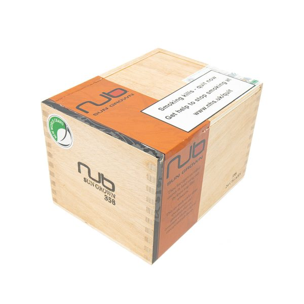 Studio Tobac - Nicaragua - Nub Sungrown 358 (Made by Oliva Cigars) (Box of 24)