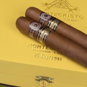 Montecristo - Supremos Habanos Limited Edition 2019 (Box of 25)