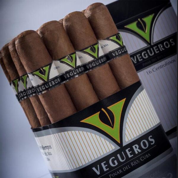Vegueros - Centrofinos (Tin of 16)
