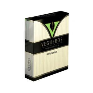 Vegueros - Mananitas (Pack of 4)
