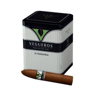 Vegueros - Mananitas (Tin of 16)