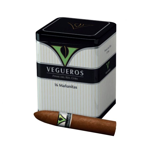 Vegueros - Mananitas (Tin of 16)
