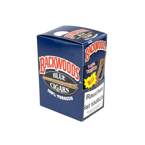 Backwoods - Blue (8 x Pack of 5)