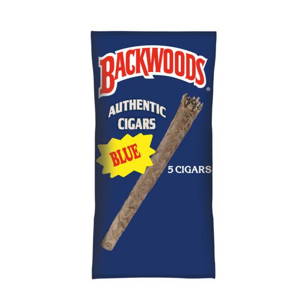 Backwoods - Blue (Pack of 5)