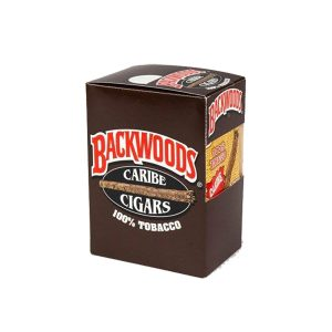 Backwoods - Caribe (8 x Pack of 5)