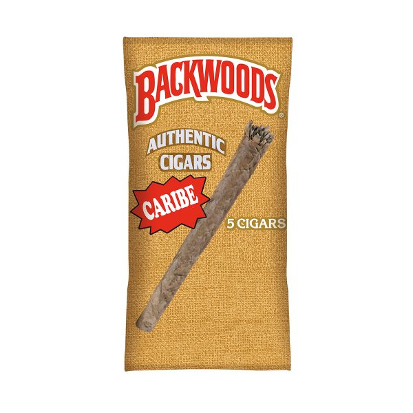 Backwoods - Caribe (Pack of 5)