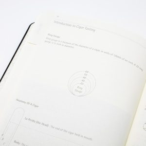 Moleskine Cigar Journal