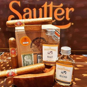 Sautter Cigar Tasting Sessions - H. Upmann Conoisseur No.2 - 07 April 2021 at 6pm (UK)