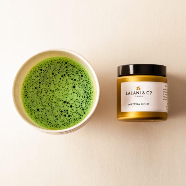 Lalani & Co. - Organic Matcha Gold
