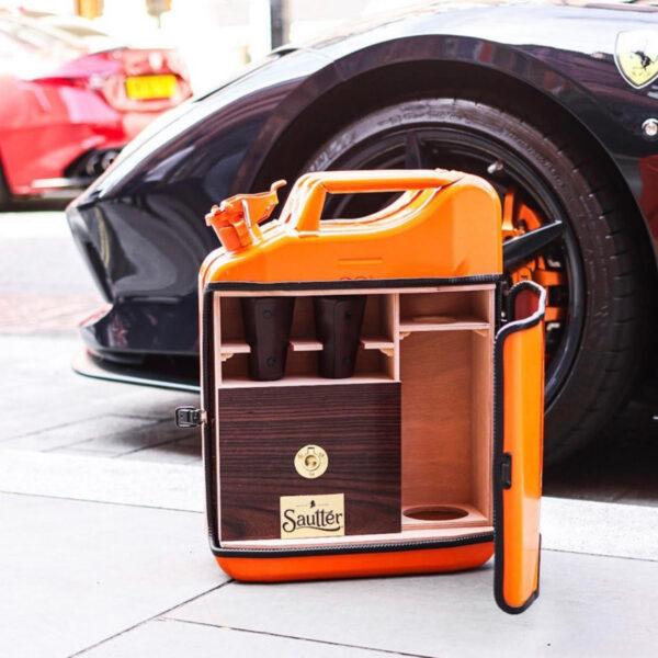 Sautter Portable Humidor