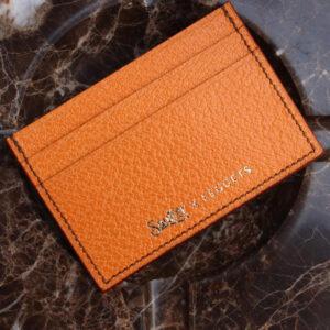 Sautter X Leggets Credit Card Holder