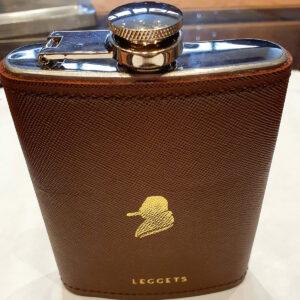 Sautter X Leggets Whisky Flask