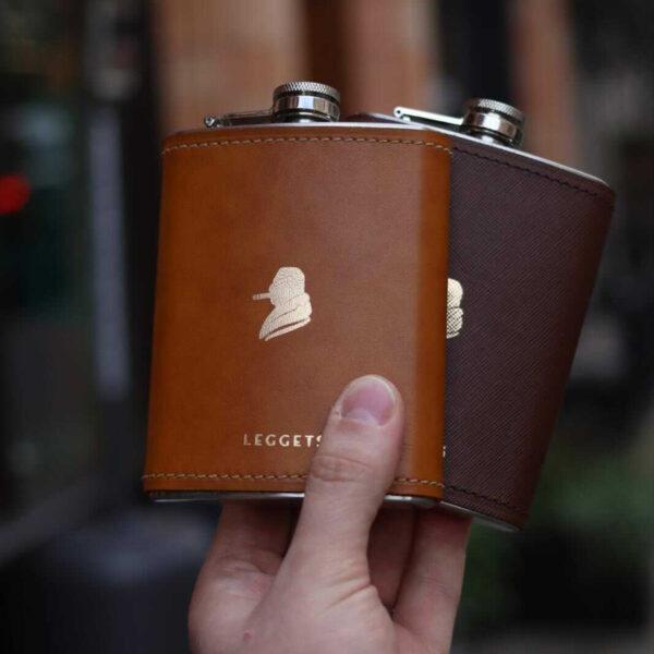 Sautter X Leggets - Whisky Flask