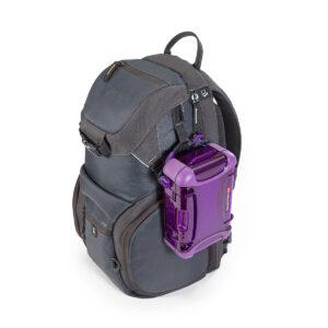 Nanuk - Nano 330 Protective Case (Purple)