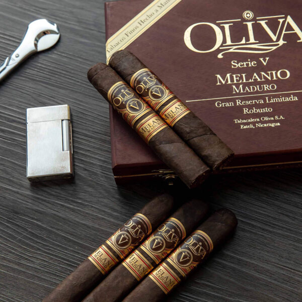 Oliva Serie V Melanio Maduro Robusto Event - 20 October 2021 at 6.30pm (UK)