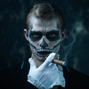 The Day of The Dead Party - 02 November 2021 at 7pm (UK)